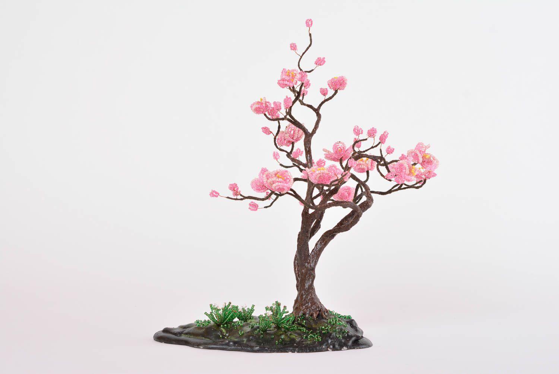 Unusual handmade beaded tree the topiary table decor ideas decorative use only photo 1