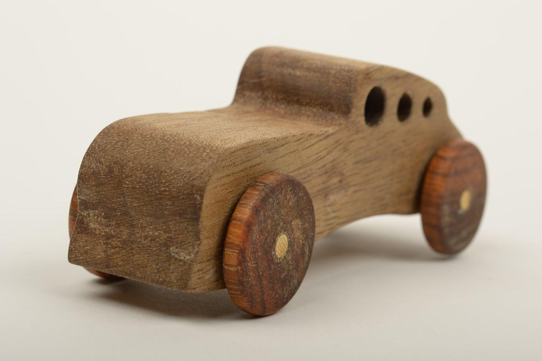 Stylish Handmade Wooden Toy Wheeled Car Toy Birthday Gift Ideas Wood Craft