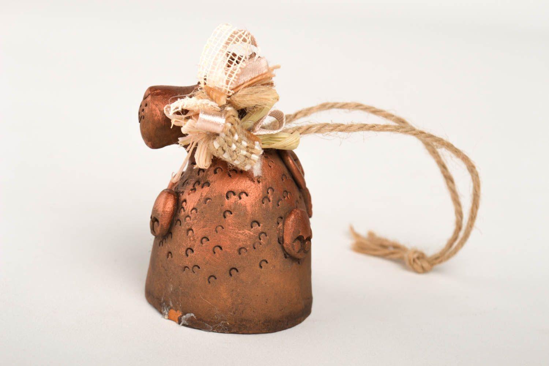 Designer cute bell unusual handmade accessory beautiful lovely home decor photo 3