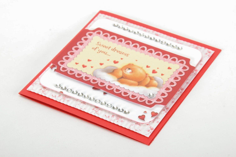 Valentine's Day greeting card photo 2