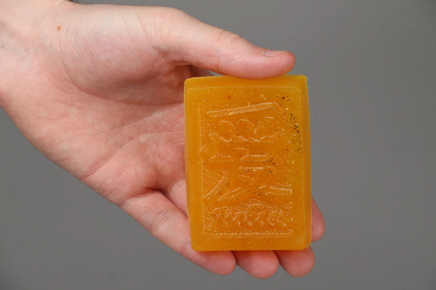 Soap for better blood circulation Love photo 4