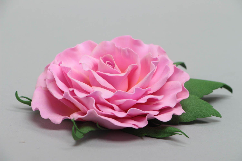 сочи самый фоамиран цветы мастер класс фото две
