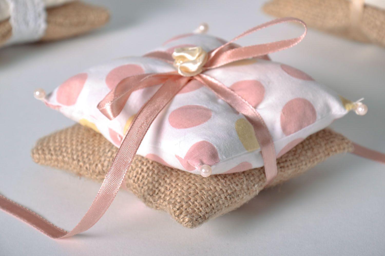 Aroma sachet pillows photo 1