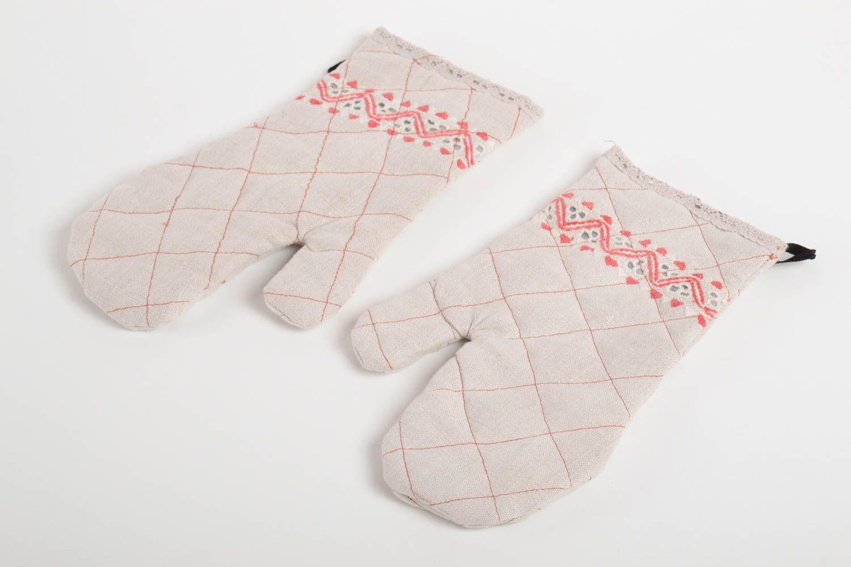 Madeheart agarraderas de tela hechas a mano accesorios - Cocinas hechas a mano ...