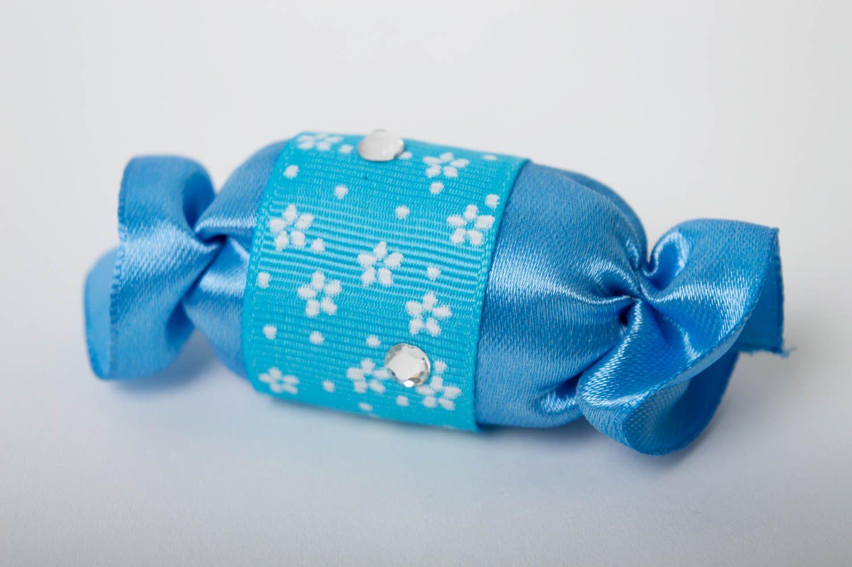 Handmade scrunchy designer accessory unusual hair scrunchy gift ideas photo 2