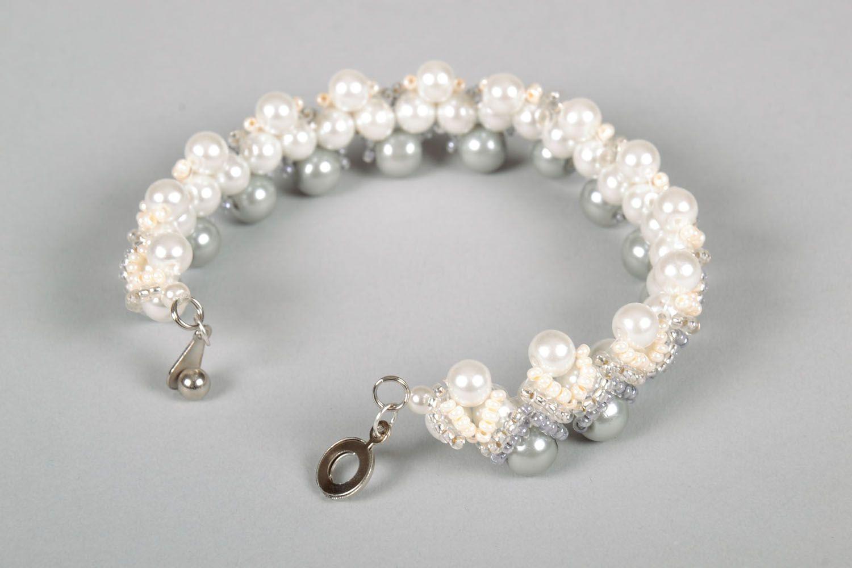 Homemade beaded bracelet photo 3