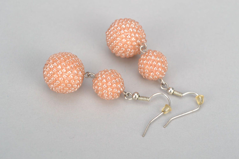 Beaded jewelry set photo 5