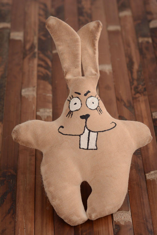 Soft soaked toy Rabbit photo 1