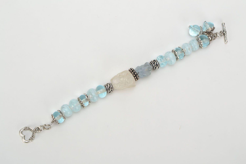 Rhinestone bracelet  photo 4