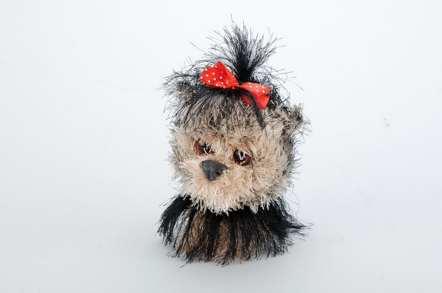 Crochet toy Dog photo 1