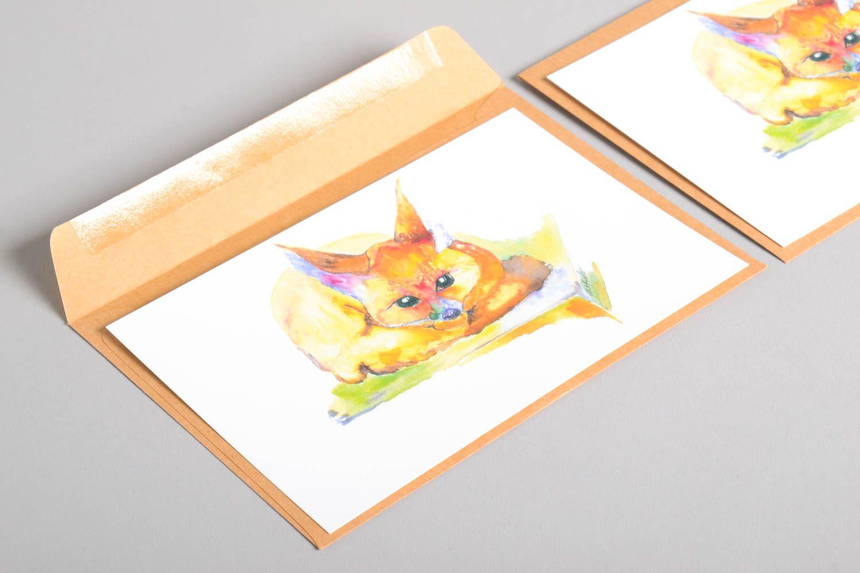 Handmade card unusual greeting card designer card for signature gift ideas photo 5
