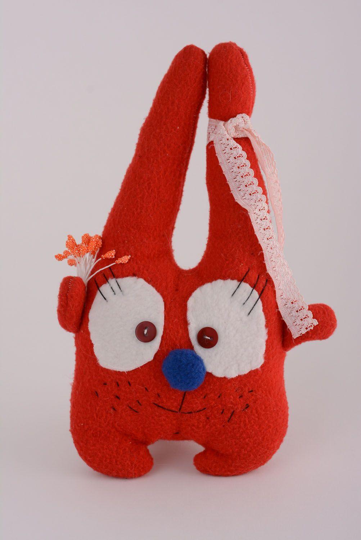 Soft fleece toy Rabbit photo 1