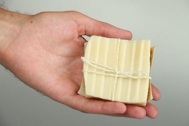 Natural Soap Castilian photo 5