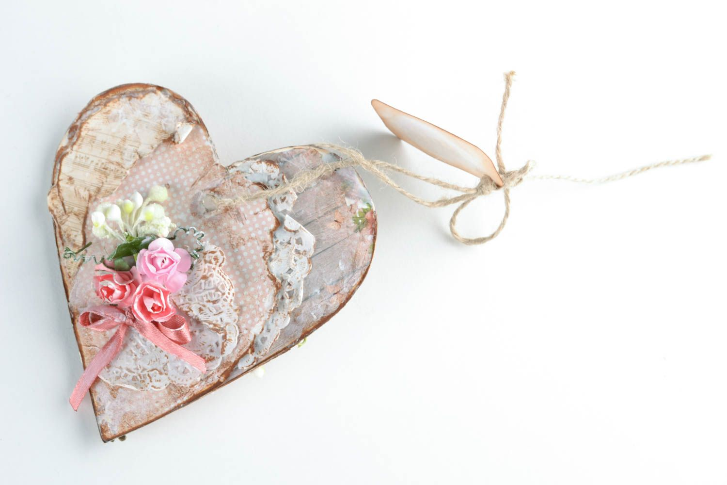 Gift heart for St. Valentine's Day photo 5