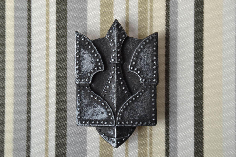 Ceramic fridge magnet Trident photo 1
