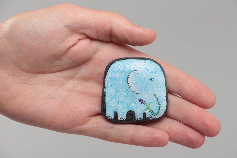 Madeheart piedra de mar artesanal pintada con dibujo de - Dibujos de piedras ...