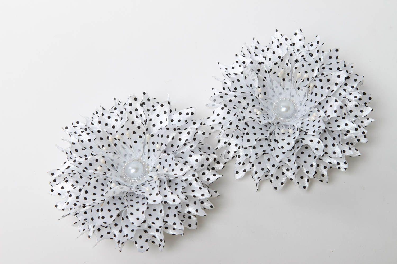 Designer handmade hair bands 2 unusual lovely accessories stylish feminine gift photo 2