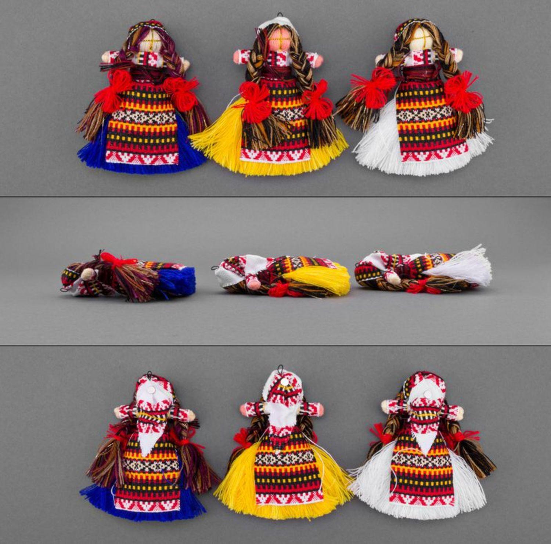 Ethnic talisman doll  photo 4