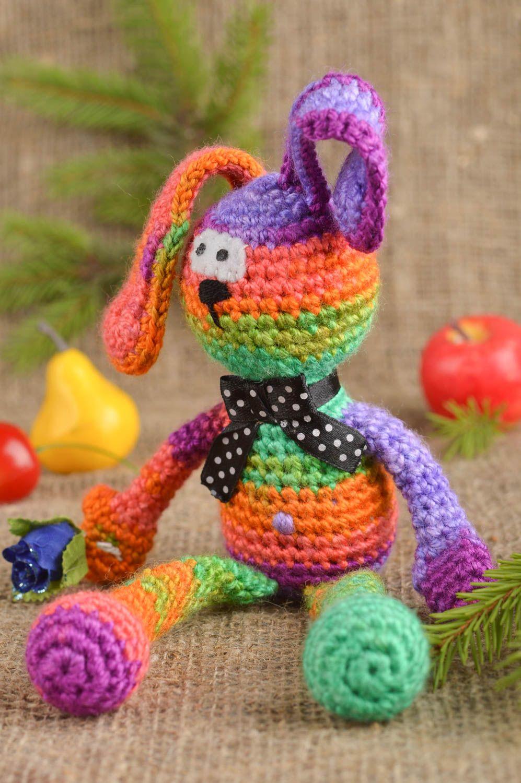 Вязание крючком игрушки детские 62