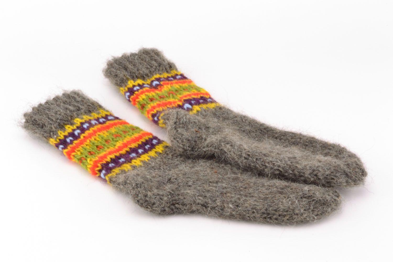 Картинка носков шерстяных
