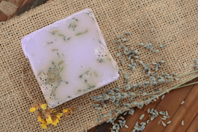Lavender soap photo 2