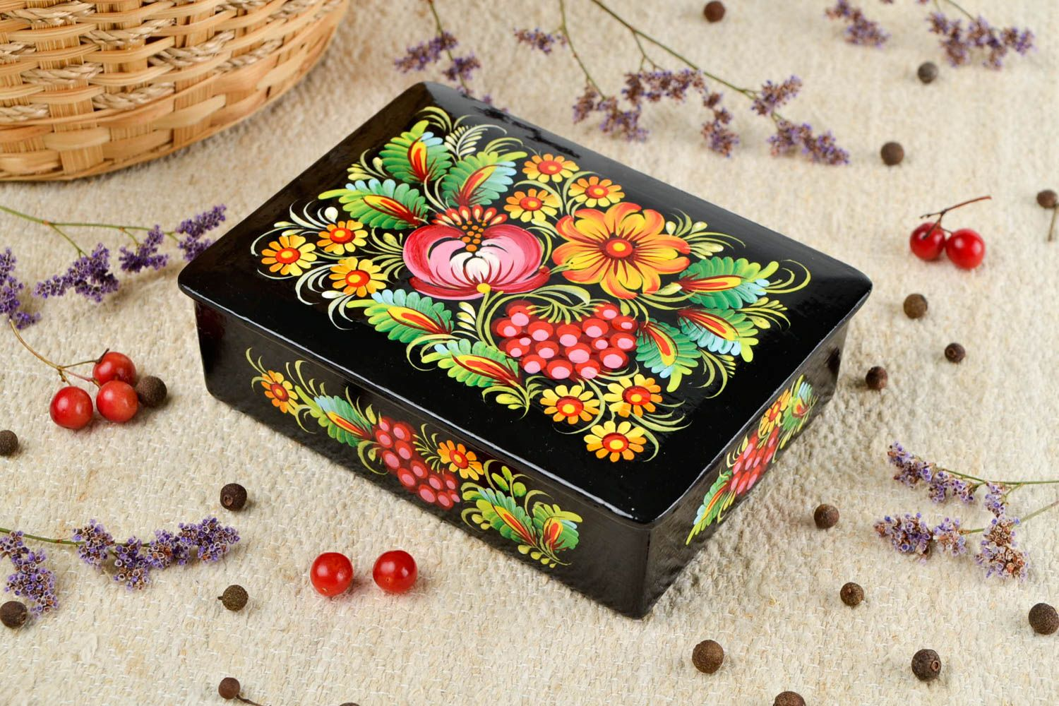 Bo Homemade Jewellery Box Jewelry Gift Souvenir Ideas Wooden Gifts Madeheart Com