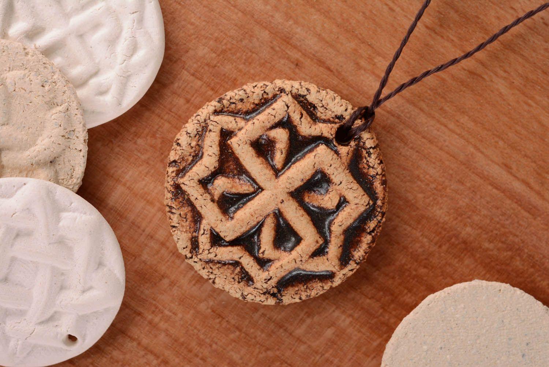 Slavic neck amulet Molvinets photo 1