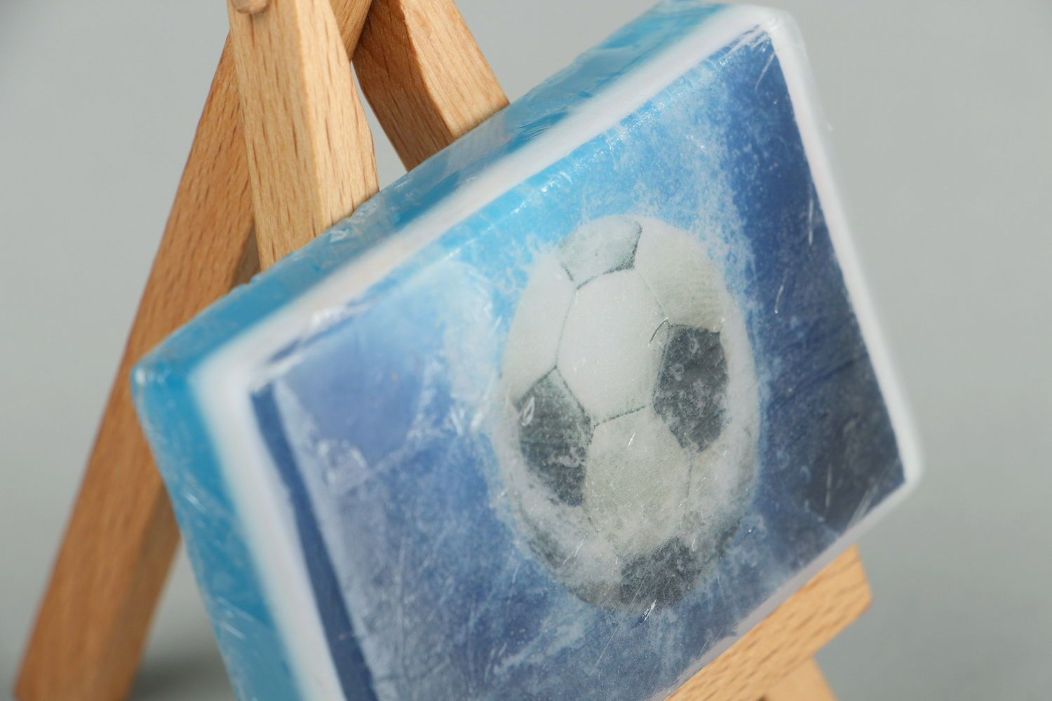Soap-picture Football photo 4