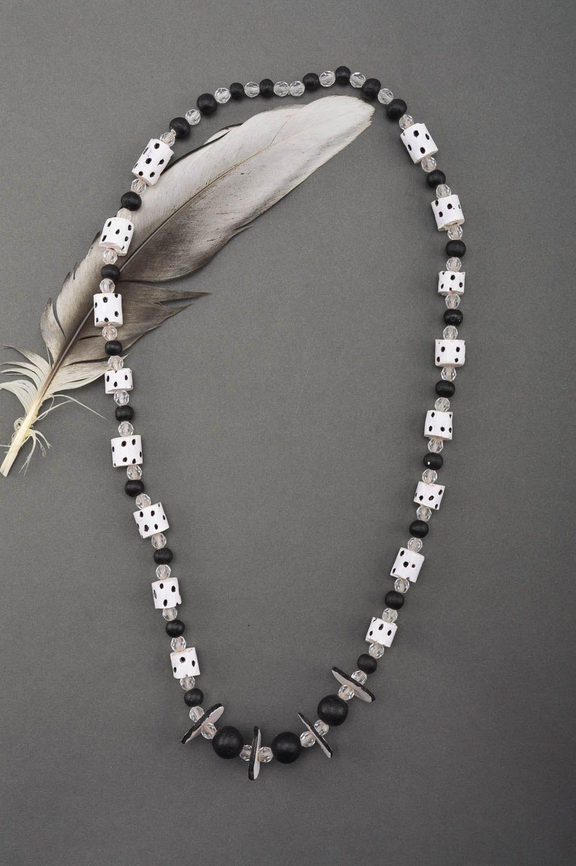 MADEHEART Stylish handmade plastic necklace polymer clay ideas
