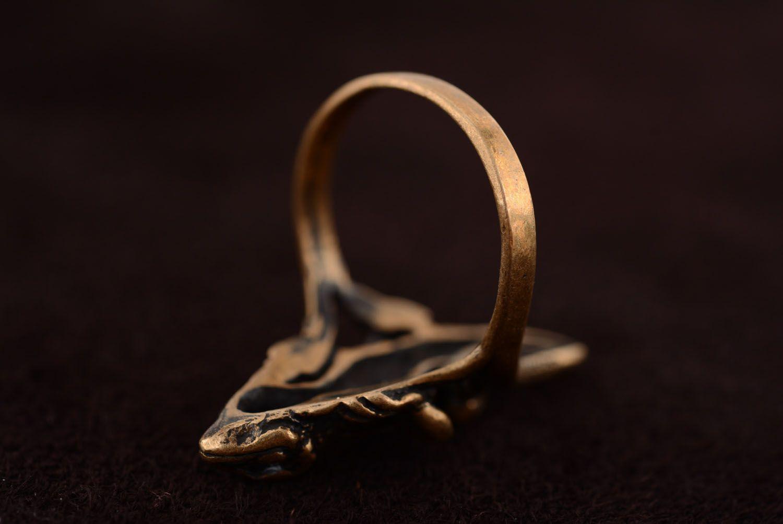 Bronze ring Salamander photo 5