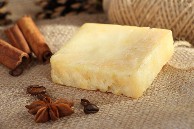 Menthol soap photo 5