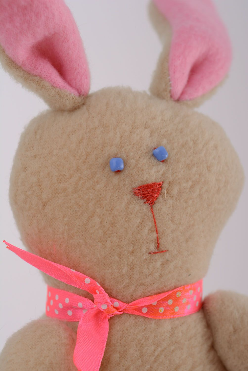 Soft toy with mint aroma Rabbit photo 2