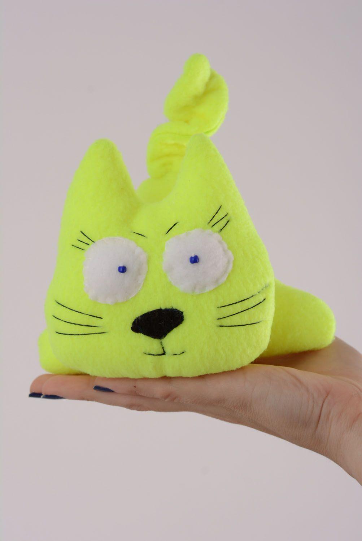Flavored soft toy Kitten photo 5