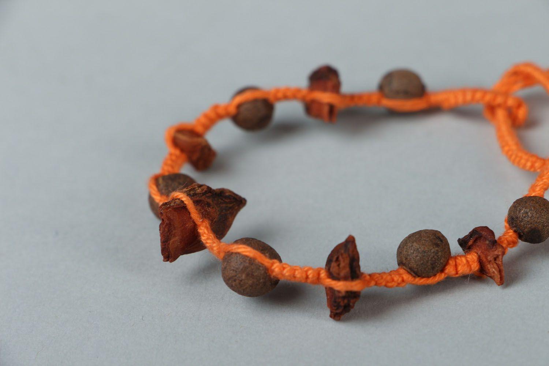 Homemade aroma bracelet photo 3