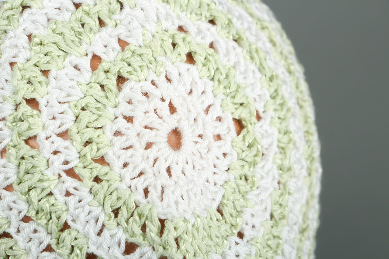 headwear Crocheted hat - MADEheart.com