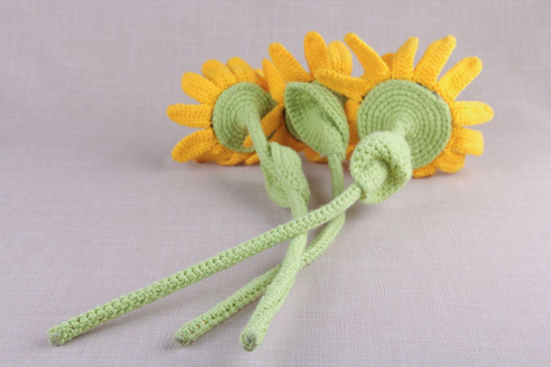 Artificial flowers for interior design  photo 2