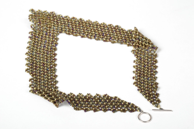 Handmade necklace photo 4