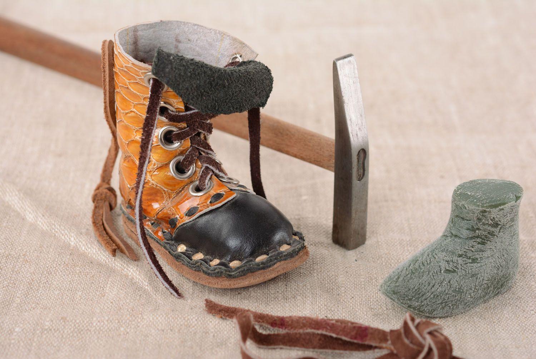 Обувь ручной работы своими руками 46