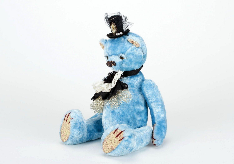 Plush toy Bear Ann photo 5