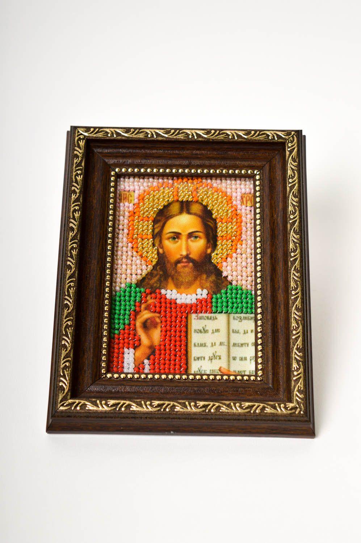 madeheart tableau religieux fait main ic nes religieuses objet religieux j sus christ. Black Bedroom Furniture Sets. Home Design Ideas