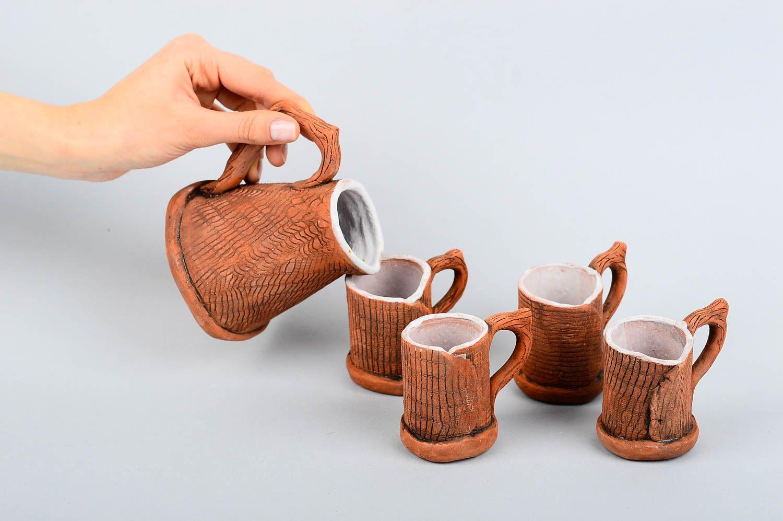 madeheart handmade ceramic cezve ceramic cup 4 coffee cups p