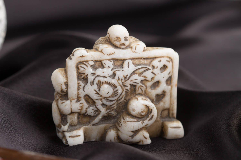 Madeheart Handmade Kleine Dekofigur Orientalische Figur Wohnzimmer