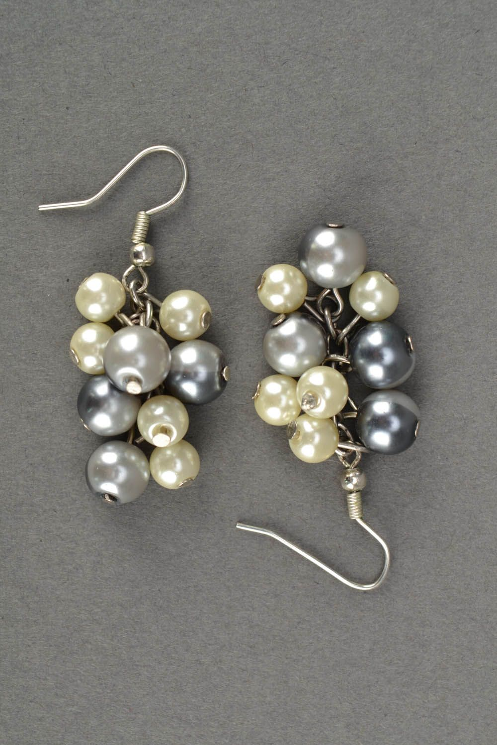 Earrings with charms  photo 3