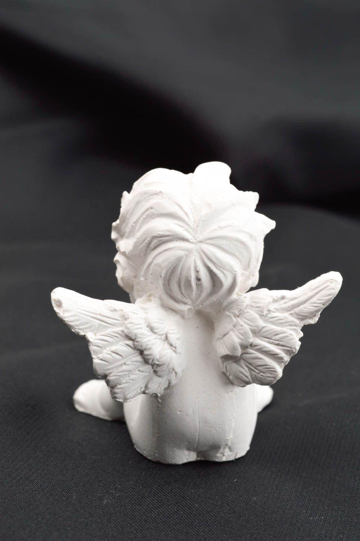 Handmade beautiful angel figurine stylish nursery decor blank for creativity photo 4
