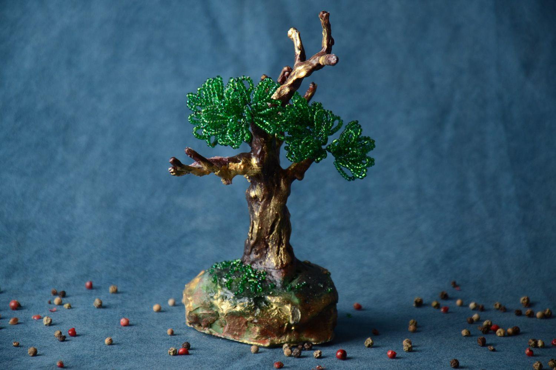 Baum Interieur : lackierter dekorativer Baum aus Glasperlen für ...