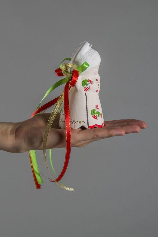 Необычный подарок колокольчик