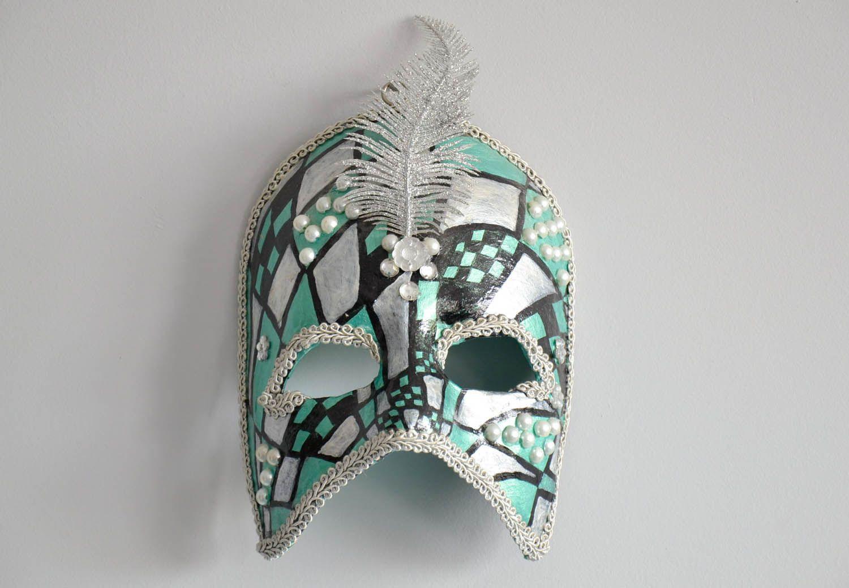 masks Handmade carnival mask - MADEheart.com