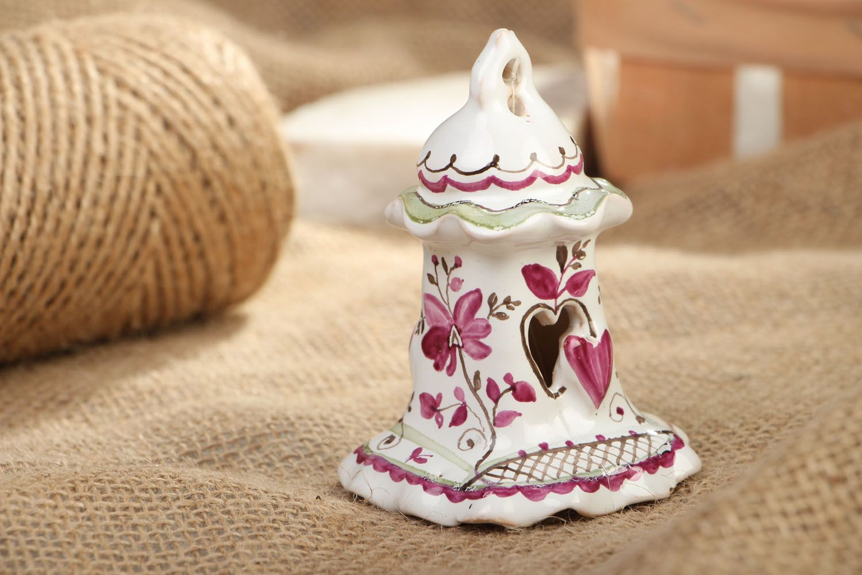 Beautiful handmade bell photo 5