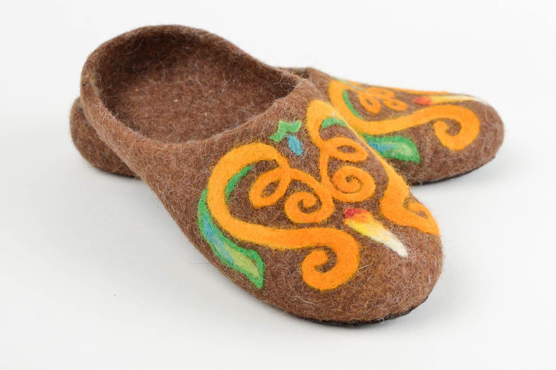 Hombres Zapatillas de Fieltro Ligeras Mujeres Zapatillas de Estar por Casa