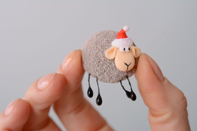 Fridge magnet Lamb photo 4